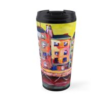 Ormond Quay, Dublin Travel Mug