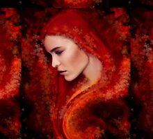 Woman of Fire by Kate Trenerry