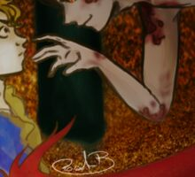 smauglock - The Hobbit  Sticker