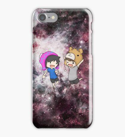 Galaxy dan and phil  iPhone Case/Skin