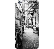 Abandoned Bicycle  iPhone Case/Skin