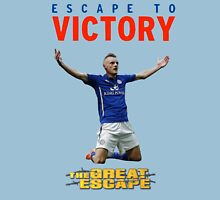 jamie vardy leicester escape to victory Unisex T-Shirt