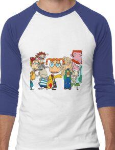 thornberrys Men's Baseball ¾ T-Shirt