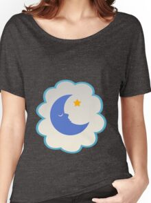 Bedtime Bear (low version) Women's Relaxed Fit T-Shirt