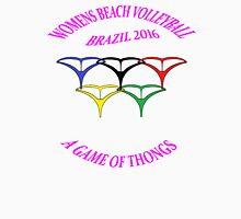 Brazil 2016 Beach Volleyball   Mk1 Women's Tank Top