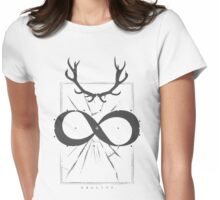 INFINITE - REALITY Womens Fitted T-Shirt
