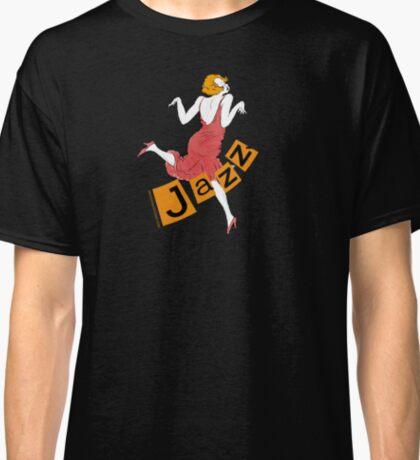 Swing Dance Sydney Tshirt - colour Classic T-Shirt