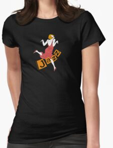 Swing Dance Sydney Tshirt - colour Womens Fitted T-Shirt