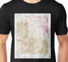 USGS TOPO Map Alabama AL Trinity 305245 1962 24000 Unisex T-Shirt