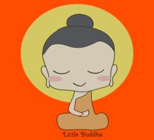 Little Buddha  Kids Tee
