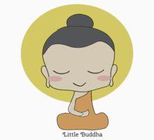 Little Buddha  One Piece - Short Sleeve