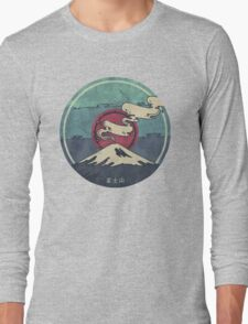 Fuji Long Sleeve T-Shirt