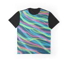80s Ripple Graphic T-Shirt