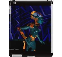 NEMES / HYPER ANDROID FROM HYPERION WORLD Sci-Fi Movie iPad Case/Skin