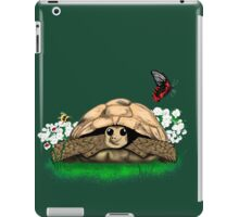 I Love my Tortoise cute cartoon iPad Case/Skin