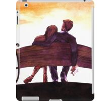 Sunset love iPad Case/Skin