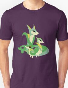 Snivy evolution T-Shirt