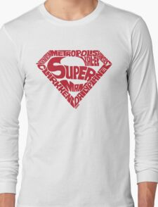Superman (Red) T-Shirt