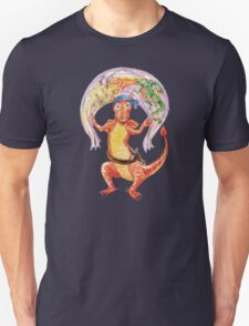 Young Dragon, Ember and the Fire Sprite T-Shirt