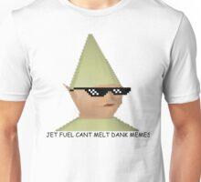 Jet fuel cant melt dank memes Unisex T-Shirt