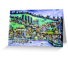 Kinsale I Greeting Card