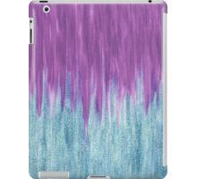 Aqua Sparkle Berry Abstract iPad Case/Skin