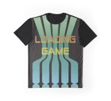 Loading Game Graphic T-Shirt