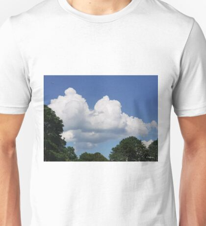 High In The Clouds Unisex T-Shirt