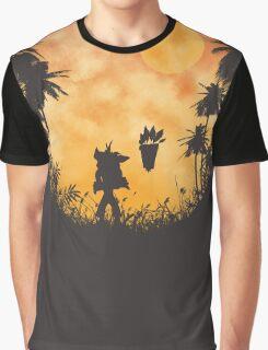The return of Mr. Bandicoot Graphic T-Shirt