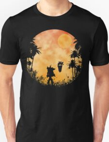 The return of Mr. Bandicoot Unisex T-Shirt