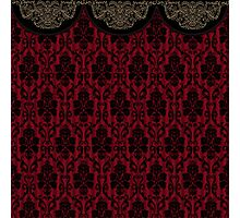 Gothic wallpaper Photographic Print