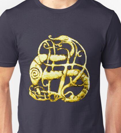 Viking dragon - Scandinavia, 11th century Unisex T-Shirt