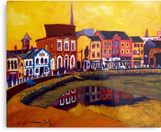 Crescent Quay, Wexford by eolai