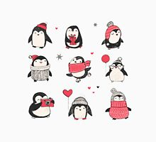 Cozy Penguins Unisex T-Shirt