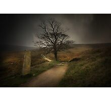 In Bronte's Footsteps Photographic Print