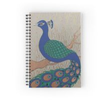 Sitting Pretty  Spiral Notebook