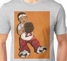 basketball boy Unisex T-Shirt
