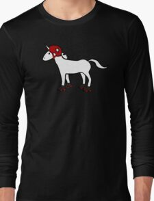 Roller Derby Unicorn Long Sleeve T-Shirt