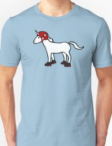 Roller Derby Unicorn Unisex T-Shirt