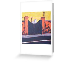 Guinness Gate, Dublin Greeting Card