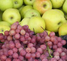 Fresh Fruit Sticker