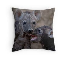 I Want To Play Now ! Throw Pillow