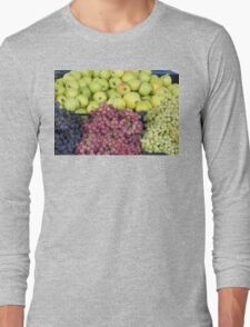 Fresh Fruit Long Sleeve T-Shirt