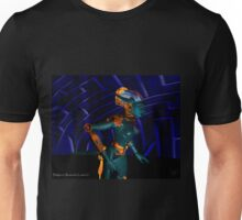 NEMES / HYPER ANDROID FROM HYPERION WORLD Sci-Fi Movie Unisex T-Shirt