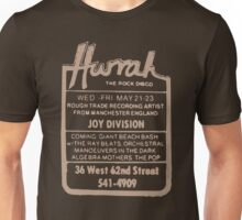 Hurrah New York City Unisex T-Shirt