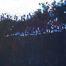 Hill, Trees IV by eolai