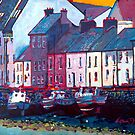 The Long Walk, Boats (Galway) by eolai