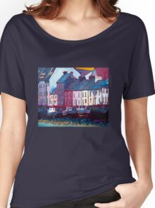 The Long Walk, Boats (Galway) Women's Relaxed Fit T-Shirt
