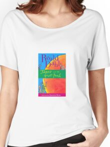 James and the Giant Peach  Women's Relaxed Fit T-Shirt