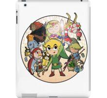 Zelda: Wind Waker iPad Case/Skin